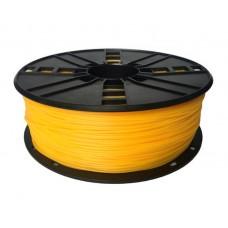 Filamento Gembird TPE Flexivel 1.75mm 1Kg - Amarelo