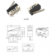 Micro Switch End Stop