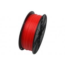 Filamento Gembird PLA 1.75mm 1Kg - Vermelho Fluorescente