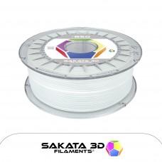 Filamento Profissional PLA Sakata 850 1Kg - Branco