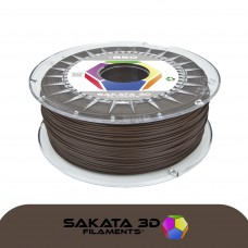 Filamento Profissional PLA Sakata 850 1Kg - Chocolate