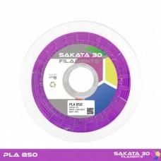 Filamento Profissional PLA Sakata 850 1Kg - Fucsia