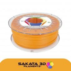 Filamento Profissional PLA Sakata 850 1Kg - Laranja