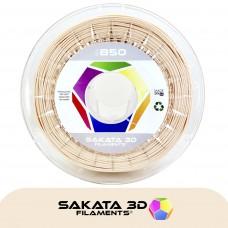 Filamento Profissional PLA Sakata 850 1Kg - Cor de Pel